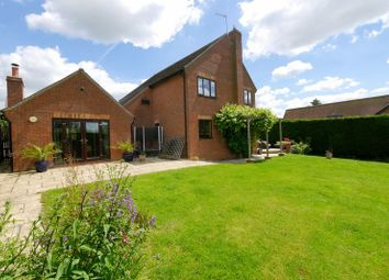 Thumbnail 4 bed detached house for sale in Holcombe Lane, Newington, Wallingford