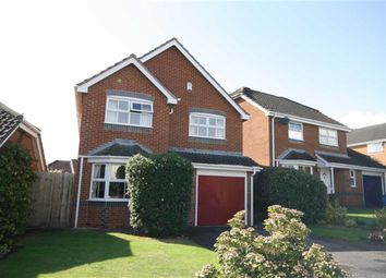 Thumbnail 4 bed detached house for sale in Wicks Drive, Chippenham, Wiltshire