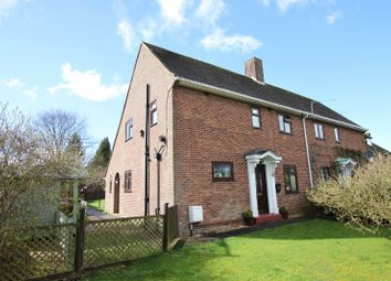 Thumbnail 3 bed semi-detached house for sale in Abbotts Ann, Andover, Hampshire