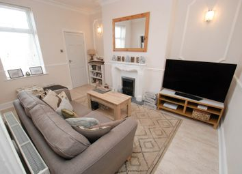 Thumbnail 2 bed flat for sale in Broughton Road, South Shields