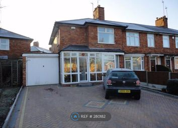 Thumbnail 3 bedroom end terrace house to rent in Seaton Grove, Birmingham