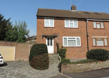 Thumbnail 3 bed semi-detached house for sale in Cedar Close, Potters Bar