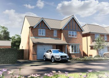 """Thumbnail 4 bed detached house for sale in """"The Buckland"""" at Pepper Lane, Standish, Wigan"""