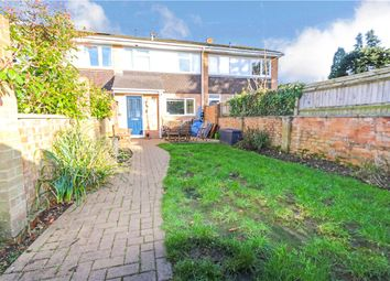 Thumbnail 3 bed terraced house for sale in Fairview Close, Romsey, Hampshire
