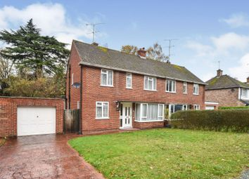 3 bed semi-detached house for sale in Arundel Road, Camberley GU15