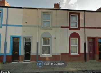 Thumbnail 2 bed terraced house to rent in Dent Street, Hartlepool
