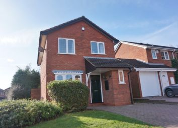 Thumbnail 3 bed detached house for sale in Blakemore Drive, Sutton Coldfield