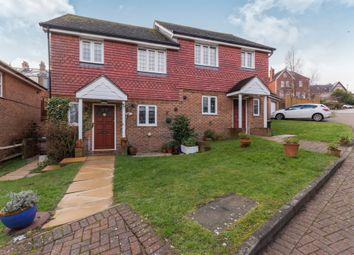 Thumbnail 3 bedroom semi-detached house for sale in Rossington Close, Eastbourne