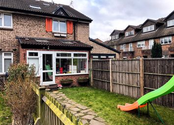 Thumbnail 2 bed end terrace house for sale in Willow View, London