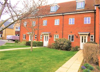 Thumbnail 4 bed end terrace house for sale in Headstock Rise, Hoo, Rochester
