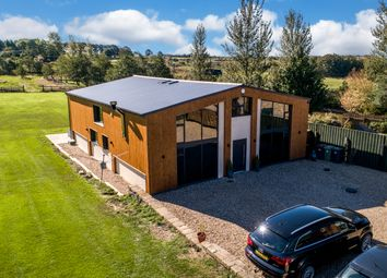Thumbnail 4 bed barn conversion for sale in Ashover Hay, Ashover, Chesterfield