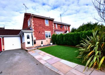 Thumbnail 2 bedroom semi-detached house for sale in Deepwell Avenue, Halfway, Sheffield, South Yorkshire