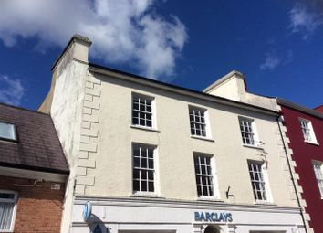 Thumbnail 4 bed flat for sale in Market Square, Llandovery
