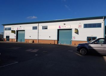 Thumbnail Industrial for sale in Unit, Units 19 & 20, Roach View Business Park, Millhead Way, Purdeys Industrial Estate, Rochford