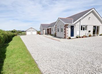 Thumbnail 4 bed bungalow for sale in Coedana, Llannerch-Y-Medd, Sir Ynys Mon