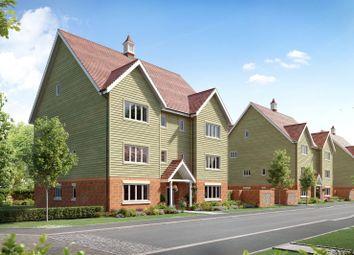 Mytchett Road, Mytchett, Camberley GU16. 2 bed flat for sale