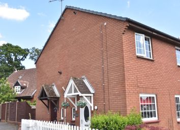 Thumbnail 1 bed semi-detached house to rent in Cardinal Drive, Waterlooville, Hampshire