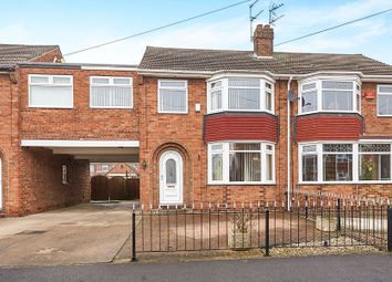 Thumbnail 4 bed link-detached house for sale in Sherwood Drive, Hull