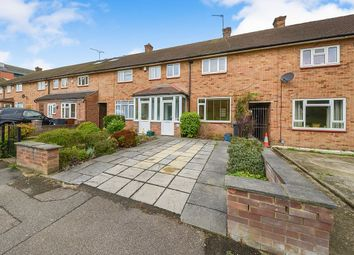 Thumbnail 3 bed terraced house for sale in Stangate Crescent, Borehamwood