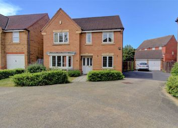 Thumbnail 4 bed detached house to rent in Kinchley Close, Bradgate Heights