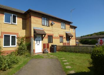 Thumbnail 2 bed terraced house for sale in Heron Close, Woodford Halse, Daventry