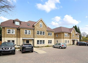 Thumbnail 2 bed flat to rent in Woodstock Court, Sheerwater Road, Woodham, Addlestone