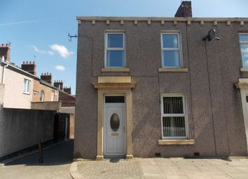 Thumbnail 3 bed end terrace house to rent in Silloth Street, Carlisle