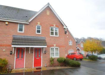 Thumbnail 2 bedroom semi-detached house to rent in Marsden Close, Nottingham