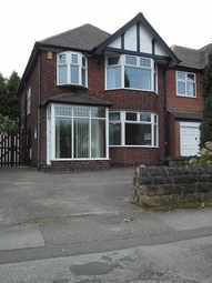 Thumbnail 3 bed detached house to rent in Charnock Avenue, Wollaton, Nottingham