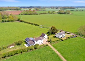Thumbnail 4 bed detached house for sale in Saxlingham Green, Saxlingham Nethergate, Norwich, Norfolk