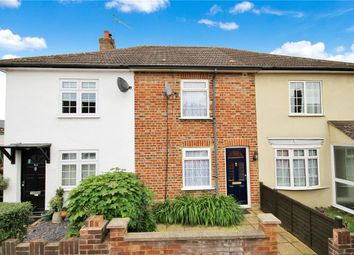 Thumbnail 4 bed terraced house for sale in Station Road, Chertsey