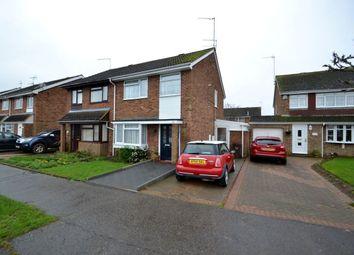 Thumbnail 3 bed semi-detached house for sale in Obelisk Rise, Kingsthorpe, Northampton