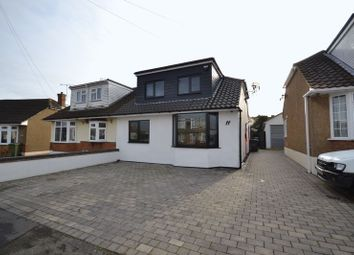 Thumbnail 3 bed semi-detached house for sale in Elmstead Close, Corringham, Stanford-Le-Hope