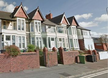 Thumbnail 4 bedroom terraced house to rent in 4 Bedroom, 2 Reception House, Located In North Road, Cardiff
