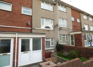Thumbnail 2 bedroom maisonette to rent in Ffordd Yr Eglwys, North Cornelly, Bridgend .