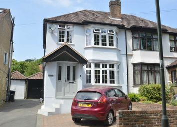 Thumbnail 3 bed semi-detached house for sale in Rectory Lane, Banstead