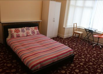 Thumbnail 6 bedroom shared accommodation to rent in City Road, Birmingham
