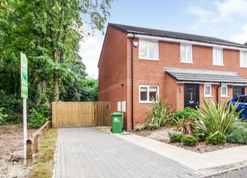 Thumbnail 2 bed semi-detached house for sale in Saxelby Close, Riddings, Alfreton