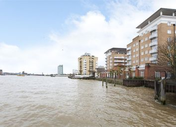 Thumbnail 1 bed flat to rent in New Caledonian Wharf, Odessa Street, London