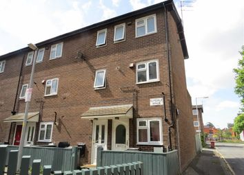 Thumbnail 3 bed terraced house to rent in Elmdale Walk, Hulme, Manchester