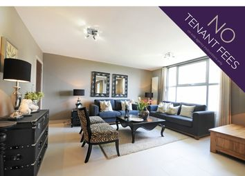 Thumbnail 3 bed flat to rent in St. Johns Wood Park, London