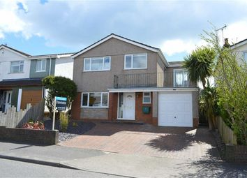 Thumbnail 4 bedroom detached house for sale in Woolacott Drive, Newton, Swansea