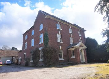 Thumbnail 6 bed detached house for sale in Leighton, Nr Shrewsbury