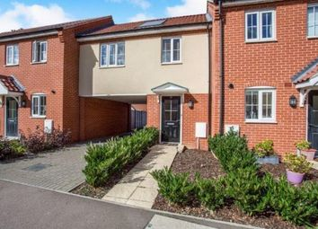 Thumbnail 1 bedroom terraced house for sale in Wymondham, Norwich, Norfolk