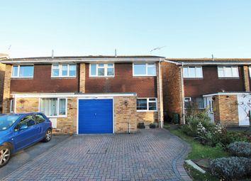 Thumbnail 3 bed semi-detached house for sale in Jerrymoor Hill, Finchampstead, Wokingham, Berkshire