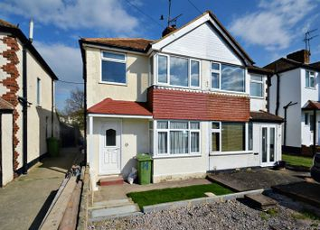 Thumbnail 3 bed semi-detached house for sale in Marian Avenue, Minster On Sea, Sheerness