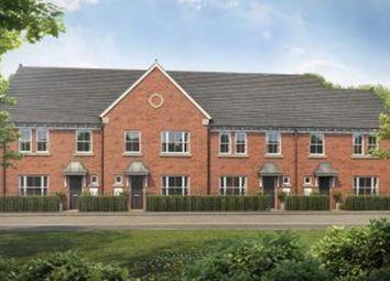 Thumbnail 4 bed end terrace house for sale in Ordnance Road, Buckshaw Village, Chorley
