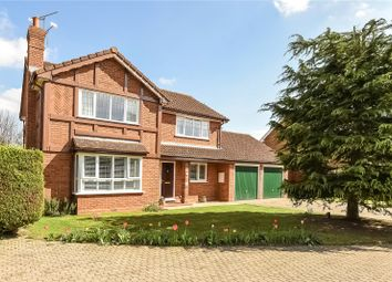 Thumbnail 4 bed detached house for sale in Bluebell Meadow, Winnersh, Wokingham, Berkshire