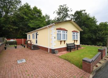 Thumbnail 2 bedroom mobile/park home for sale in Pool View Caravan Park, Buildwas, Telford