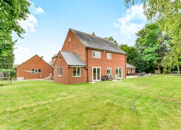 Thumbnail 4 bedroom detached house for sale in Kneesworth Street, Royston